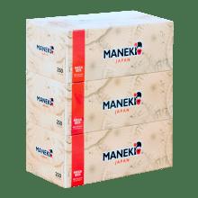 """Салфетки бум. """"Maneki"""" серия Kabi 250 шт (3*250)"""